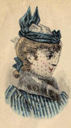 Lady's Hat, Journal des Demoiselles Octobre 1890